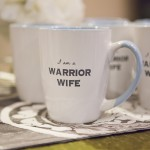 Warrior Wife Coffee Mug