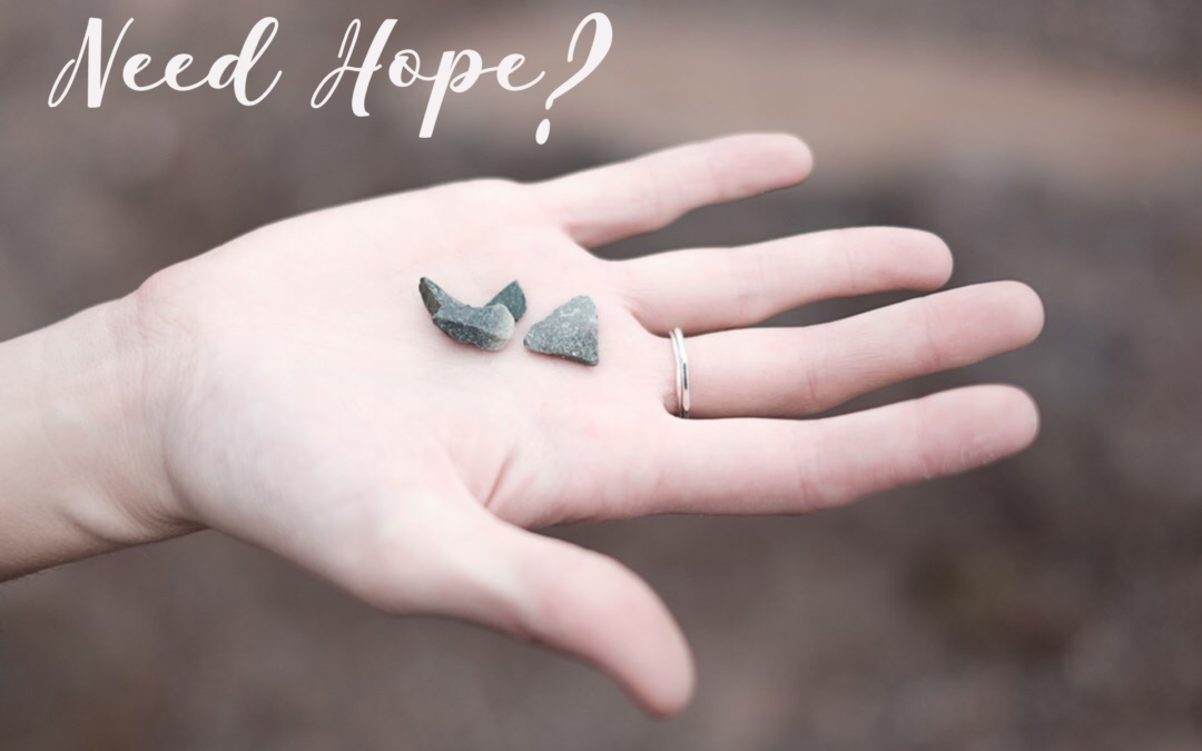 Here's a great way to revive hope in your marriage.